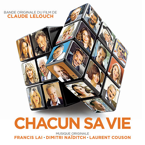 Chacun sa vie (bande originale) de Various Artists