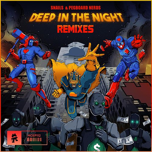 Deep in the Night (The Remixes) von Snails