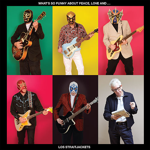 Rollers Show (Single) by Los Straitjackets