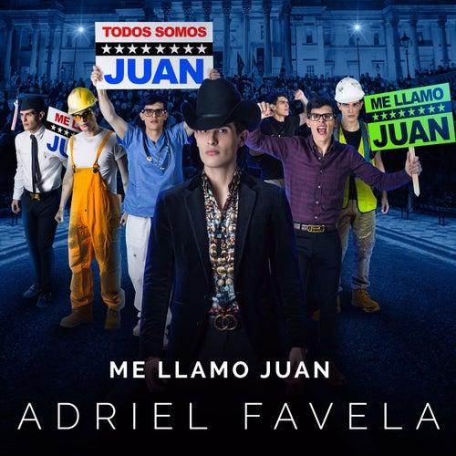 Me Llamo Juan by Adriel Favela