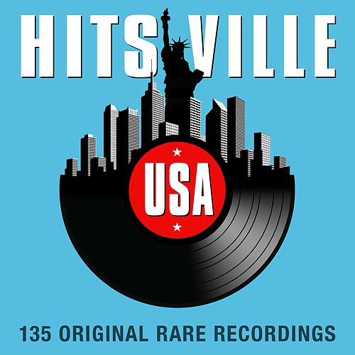 Hitsville USA (135 Original Rare Recordings) by Various Artists