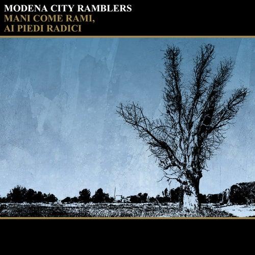 Mani come rami, ai piedi radici di Modena City Ramblers