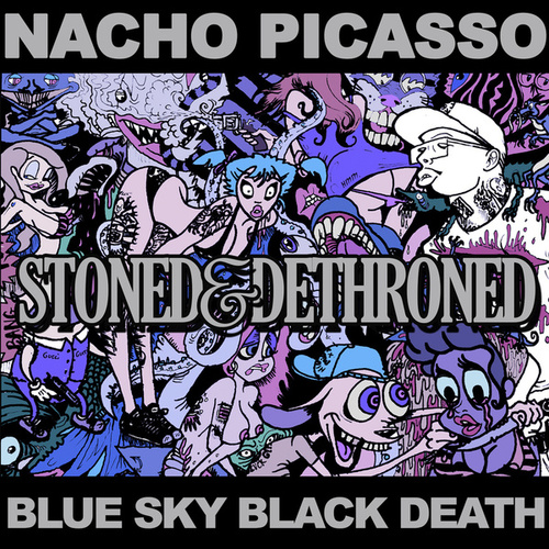 Stoned and Dethroned by Nacho Picasso