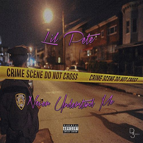 Never Understand Me by Lil' Pete