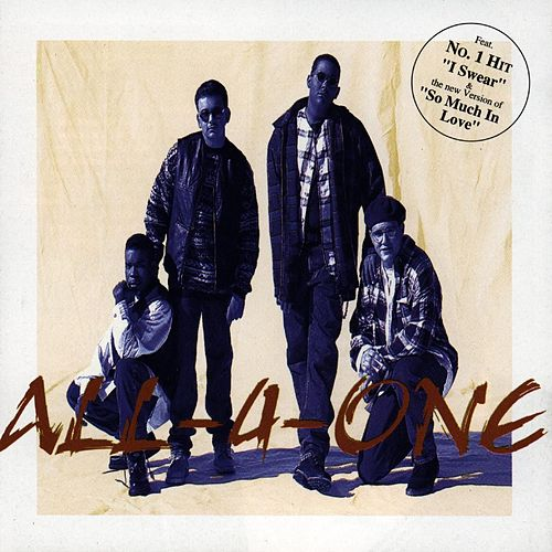 All-4-One by All-4-One