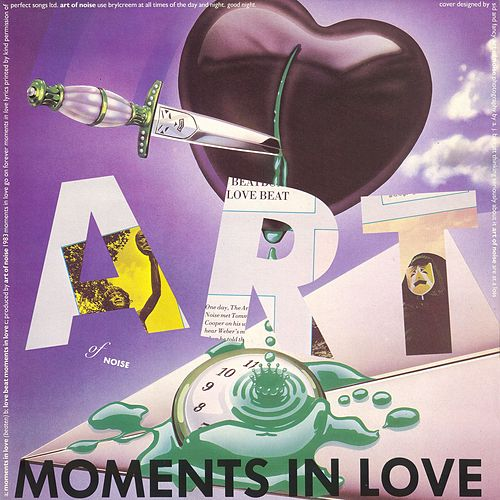 Moments In Love de Art of Noise
