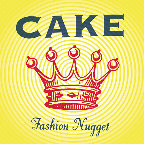 Fashion Nugget de Cake