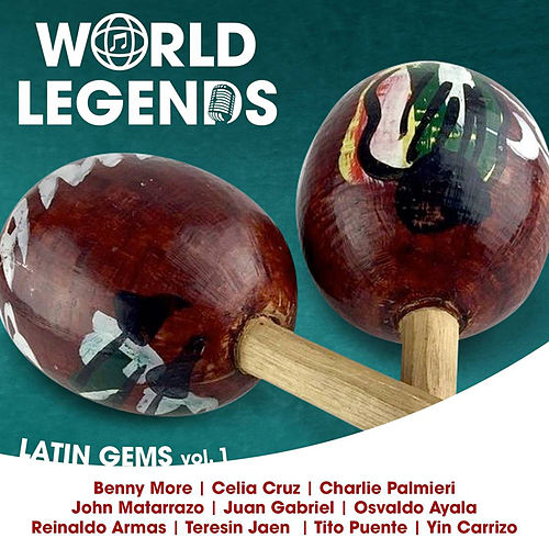 Latin Gems (Studio Recording) by Various Artists