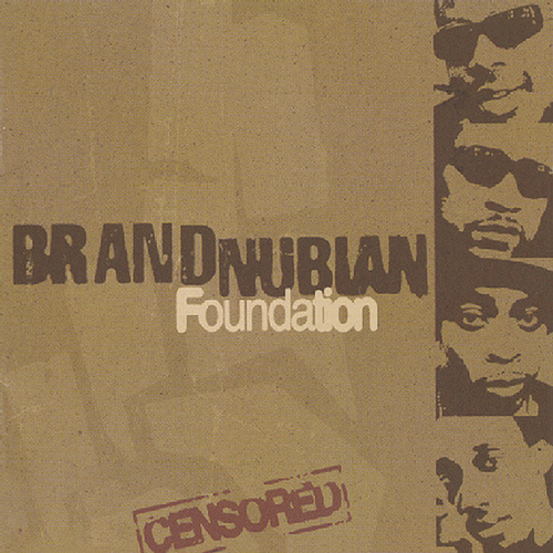 Foundation de Brand Nubian
