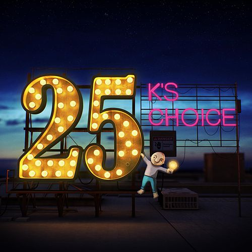 25 by k's choice