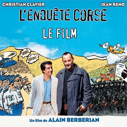 L'enquête corse (Bande originale du film) by Alexandre Desplat