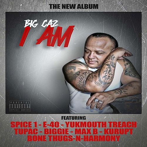 Big Caz I Am by Various Artists