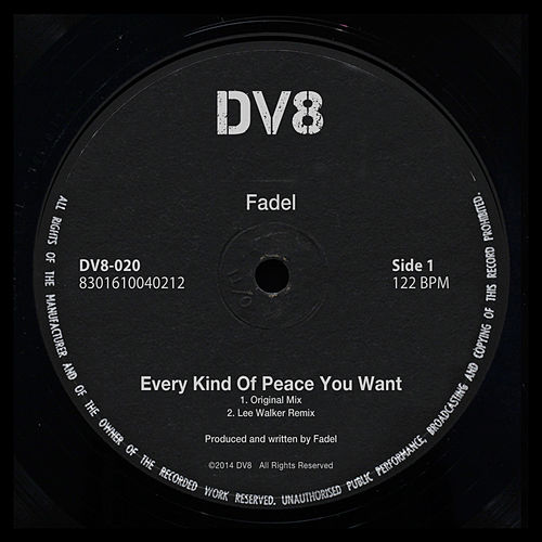 Every Kind Of Peace You Want de Fadel