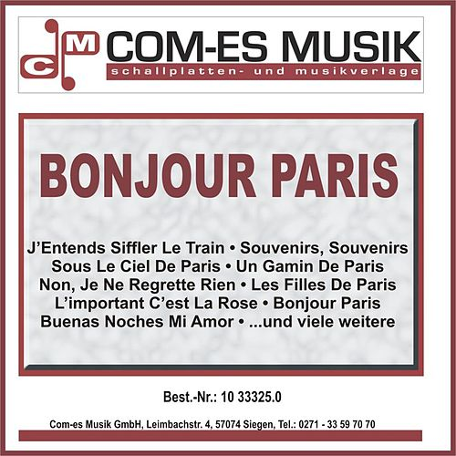 Bonjour Paris von Various Artists