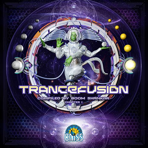 Trancefusion Chapter 1 (Compiled by Boom Shankar) by Various Artists
