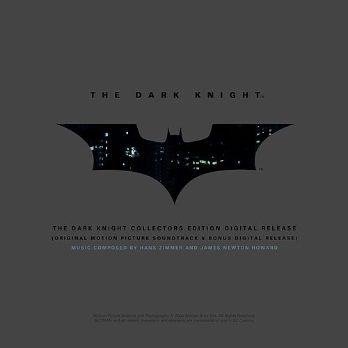 The Dark Knight Collectors Edition [Original Motion Picture Soundtrack & Bonus Digital Release] van Hans Zimmer