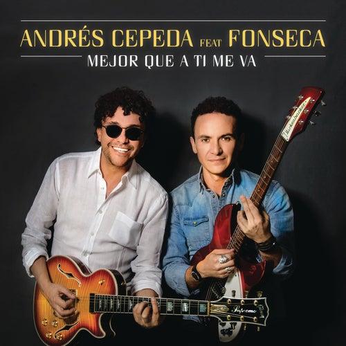 Mejor Que A Ti Me Va (Versión Reggae) de Andrés Cepeda