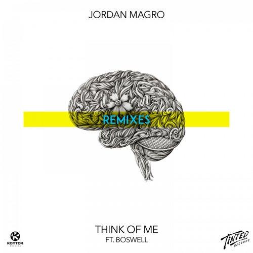 Think of Me (Remixes) von Jordan Magro