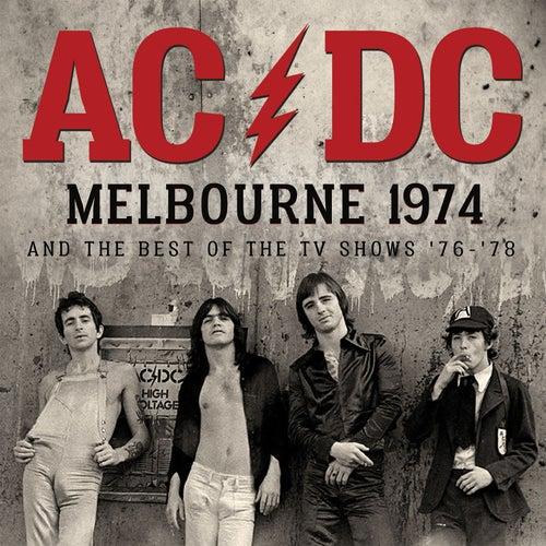 Melbourne 1974 (Live) de AC/DC