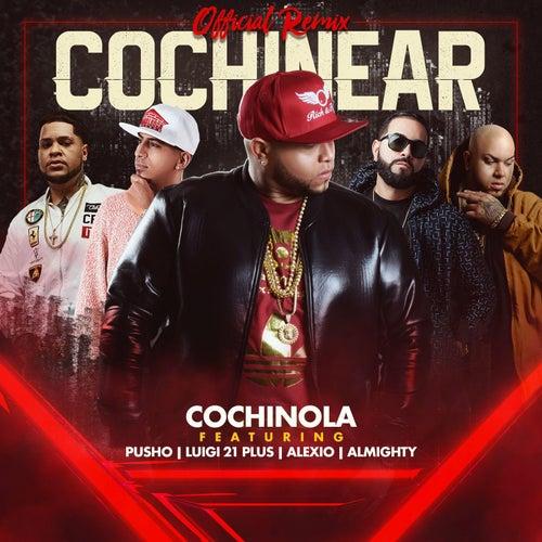 Cochinear (Remix) [feat  Pusho, Luigi 21 Plus,    by Cochi