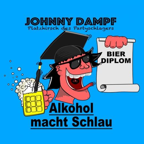 Alkohol macht schlau by Johnny Dampf