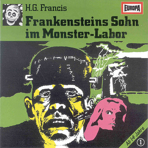 001/Frankensteins Sohn im Monster-Labor by Gruselserie