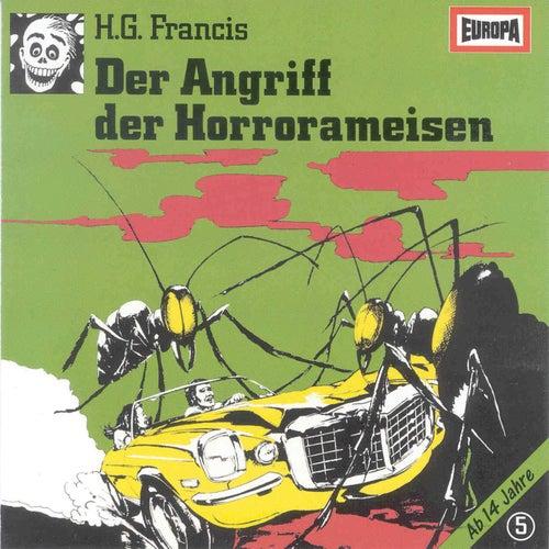 005/Der Angriff der Horrorameisen by Gruselserie