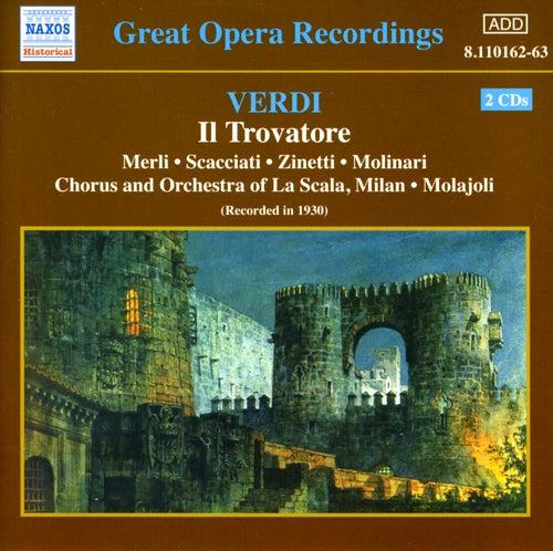 Il Trovatore de Giuseppe Verdi