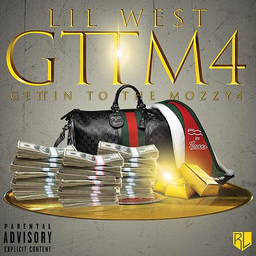 Getting to the Mozzy 4 de Lil West
