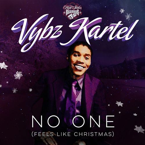 No One (Feels Like Christmas) by VYBZ Kartel