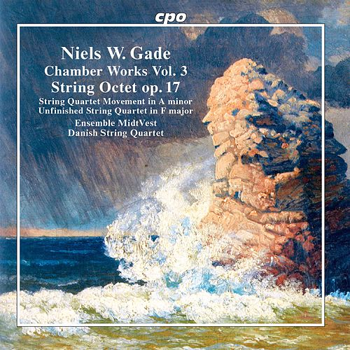 Gade: Chamber Works, Vol. 3 by Ensemble MidtVest