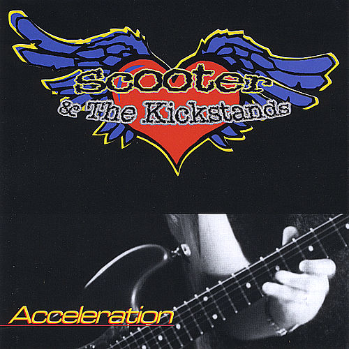 Acceleration de Scooter