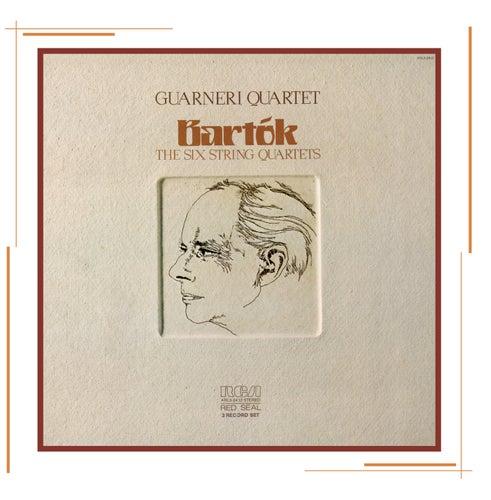 Bartok: The String Quartets by Guarneri Quartet
