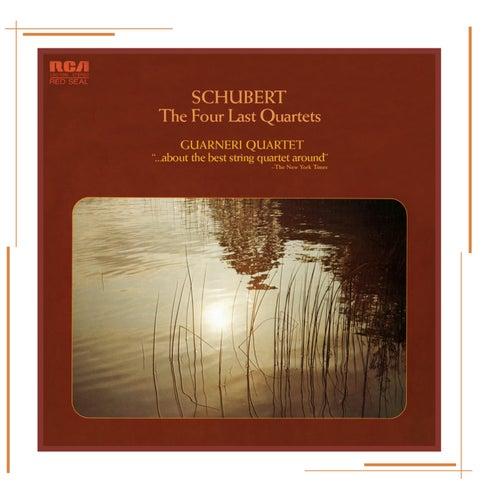 Schubert: String Quartets de Guarneri Quartet