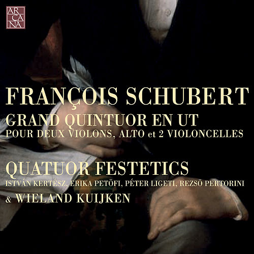 Schubert: String Quintet in C Major for Two Violins, Viola and Two Celli, Op. 163 D. 956 de Wieland Kuijken