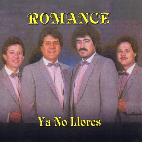 Ya No Llores von Romance (Electronica)