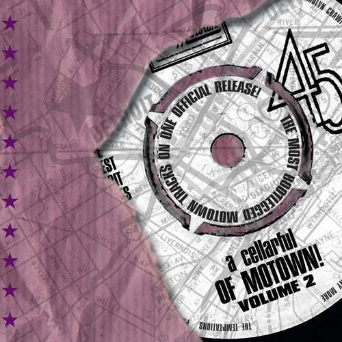 A Cellarful Of Motown! (Vol. 2) by Various Artists