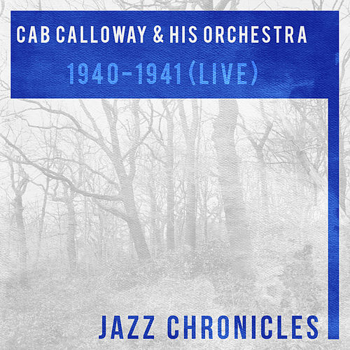 1940-1941 (Live) by Cab Calloway