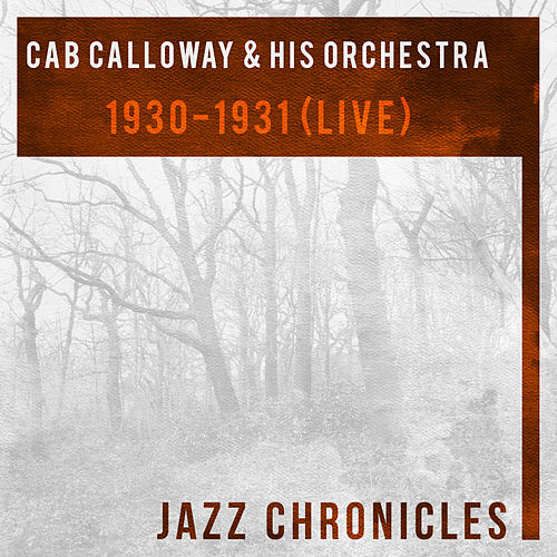 1930-1931 (Live) by Cab Calloway