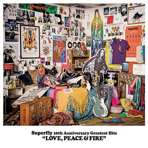 Love, Peace & Fire by Superfly
