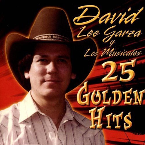 25 Golden Hits de David Lee Garza