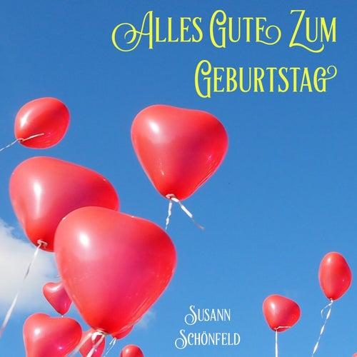 Alles Gute zum Geburtstag by Susann Schönfeld