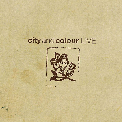 Live von City And Colour