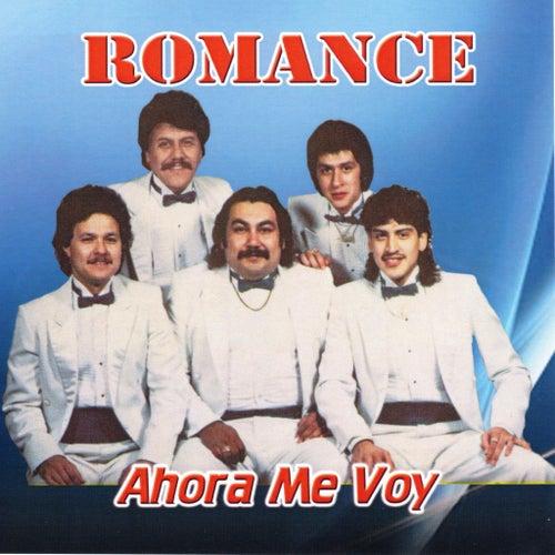Ahora Me Voy von Romance (Electronica)