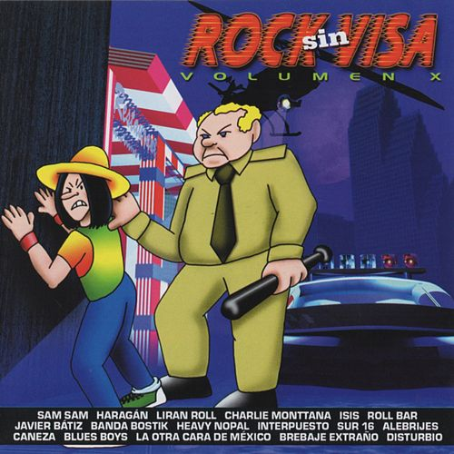 Rock Sin Visa, Vol. 10 de Various Artists