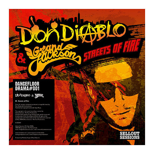 Streets of Fire de Don Diablo