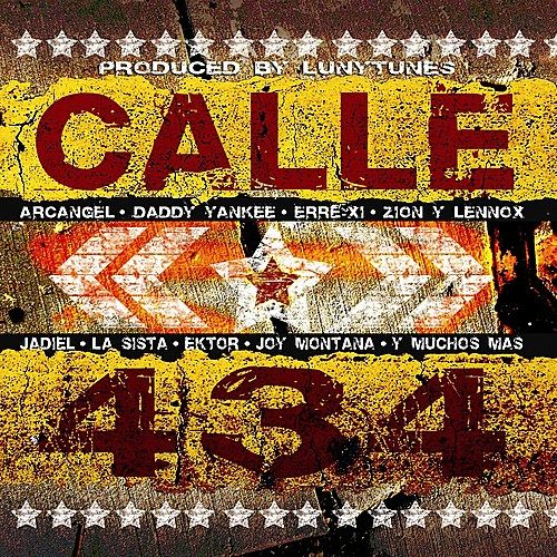 Luny Tunes Presents: Calle 434 de Various Artists