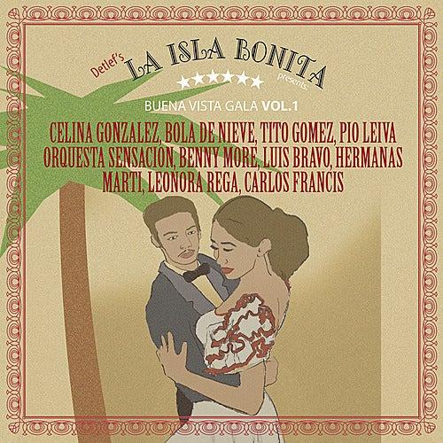 Detlef's La Isla Bonita - Buena Vista Gala Vol. 1 de Various Artists