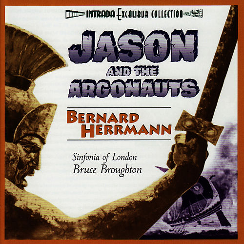 Jason and the Argonauts de Bernard Herrmann