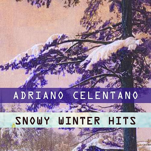 Snowy Winter Hits de Adriano Celentano